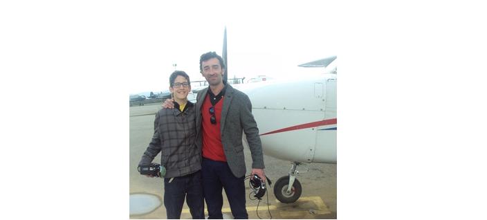 O Paulo viu o seu sonho realizado a 09/02/2014 e 29/03/2014!