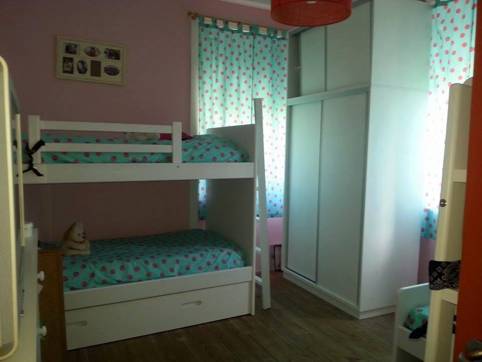 Os quartos e a sala de estudo ganharam um ambiente especial